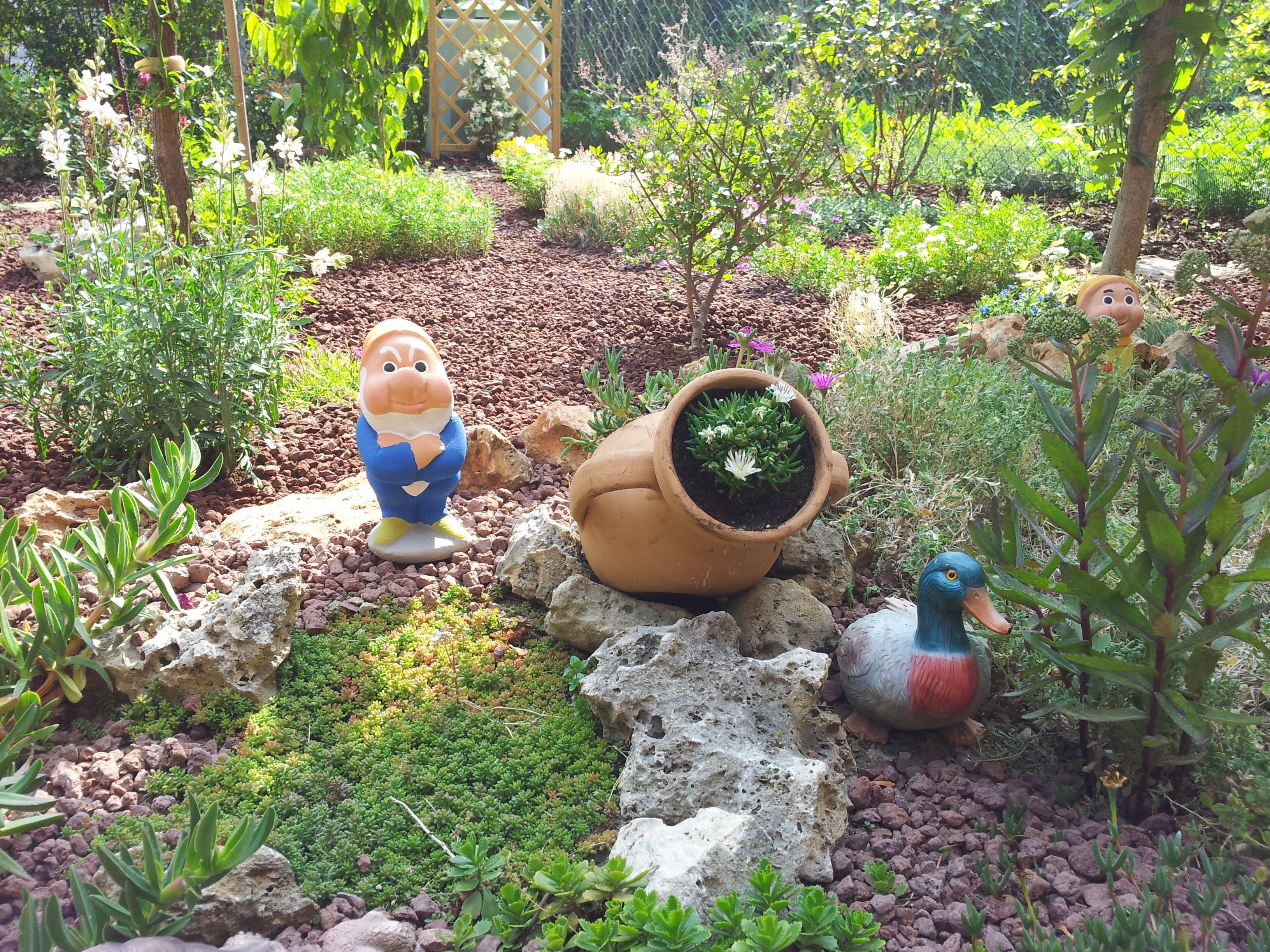 Giardini per tutti i gusti monari giardini for Aiuole da giardino foto